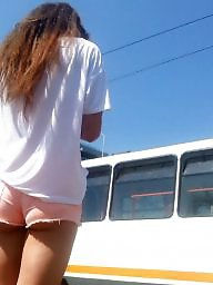 Shorts, Spy, Romanian, Girls, Short, Teen girls