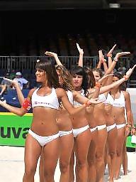 Sports, Beach ass, Ass beach, Voyeur beach, Volleyball, Beach voyeur