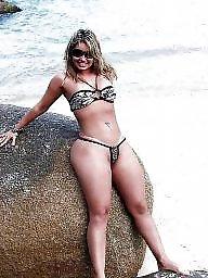 Brazilian, Sexy milf