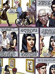 Comics, Comic, Cartoon comics, Cartoon comic