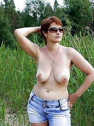 Mommy, Mature tits, Show, Mature love