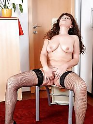 Nylon, Mature legs, Granny nylon, Granny stockings, Legs, Mature granny