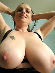 Bbw, Mature boobs, Bbw matures