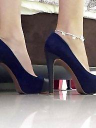Feet, Queen