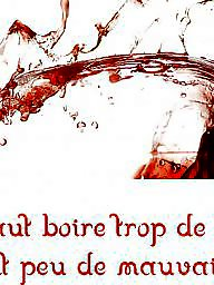 Captions, Amateur, French, French caption