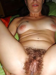 Grandma, Hairy, Moms, Mom, Hairy mom
