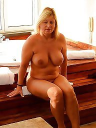 German, Holiday, Blond, Blonde milf, Turkey, German milf