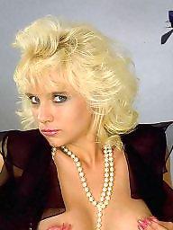 Boobs, Busty, Big, Blonde, Big boobs, Blond