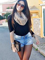 Nylon, Nylon teen, Teen nylon, Girls, Teen stockings, Teen babe