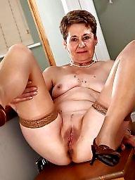 Granny, Mature granny, Granny amateur