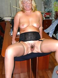 Spreading, Mature spreading, Mature, Spread, Mature stockings, Amateur mature
