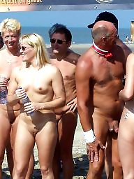 Nudists, Beach, Nudist