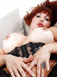 Spreading, Spread, Mature spreading, Mature spread, Spreading mature, Mature redhead