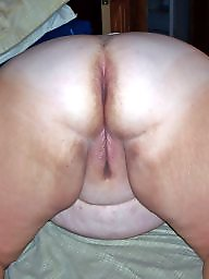 Fat, Fat ass, Fat asses, Bbw wife, Wife ass, Fat bbw
