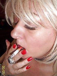 Finger, Blondes