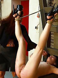 Bdsm, Whip, Whipping, Strip, Mature bdsm, Stripping