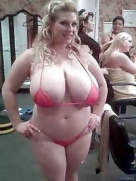 Thick mature, Swim