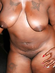 Areola, Nipples, Ebony bbw