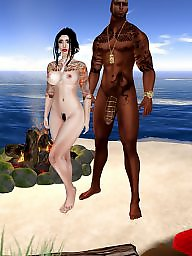 Sex cartoons, Interracial cartoon, Sex cartoon, Interracial cartoons, Beach sex