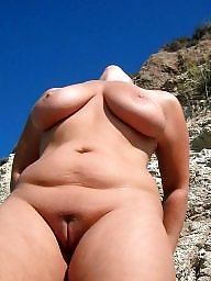 Mature boobs, Public mature, Big mature