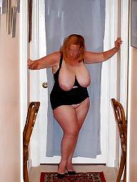 Grandma, Mature big tits, Bbw big tits, Big mature tits