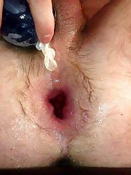 Ass, Gape, Gaping
