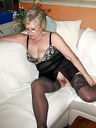 Nylon, Milf stockings