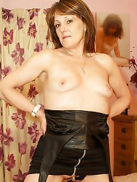 Latex, Leather, Pvc, Mature amateur, Mature leather, Mature pvc