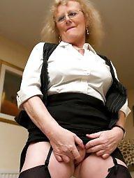Granny stockings, Granny nylon, Dick, Suck, Sucking, Nylon granny