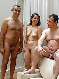 Couples, Group, Couple, Mature couples, Mature group, Mature nude