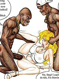 Interracial cartoon, Toons, Cartoon interracial, Interracial cartoons