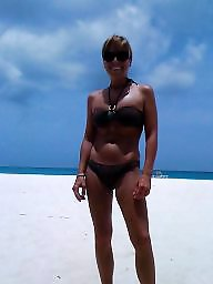 Mature bikini, Beach, Mature beach, Hot mature, Beach mature, Bikinis