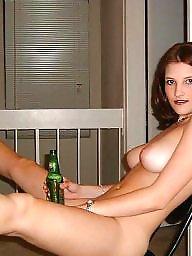 Flashing, Naked, Flashing tits