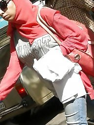 Egypt, Boobs, Street, Ass