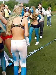 See through, Asses, Through