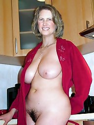 Mature hairy, Natures, Natural