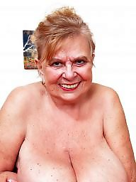 Granny, German, Bbw granny, Granny tits, Granny boobs, Huge tits