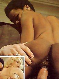 Vintage, Lips, Magazine, Group sex, Hairy vintage