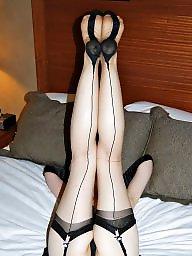 Stockings, Home