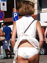 Panties, Skirt, Up skirt, White panties, Pantie, Skirts