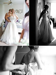 Bride, Brides, Clothed, Clothes