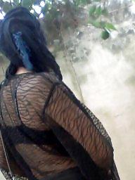Dress, Amateur ass