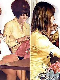 Vintage, Magazine, Vintage hairy