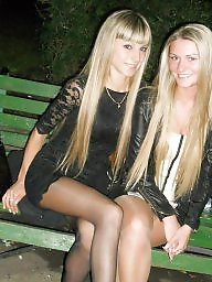 Nylon, Nylons, Legs, Teen girls, Leggings, Nylon teen
