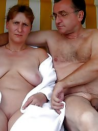 Nudist, Beach, Nudists, Couple, Couples, Mature couples