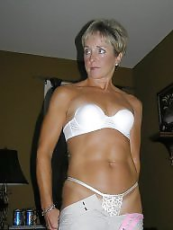 Panty, Lady, Mature panties, White panties, Mature panty, Mature lady
