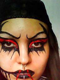 Femdom bdsm, Makeup