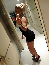 Heels, Bitch, Stockings heels