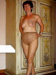 Pantyhose, Naked