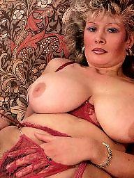 Vintage boobs, Hole, Blond, Holes